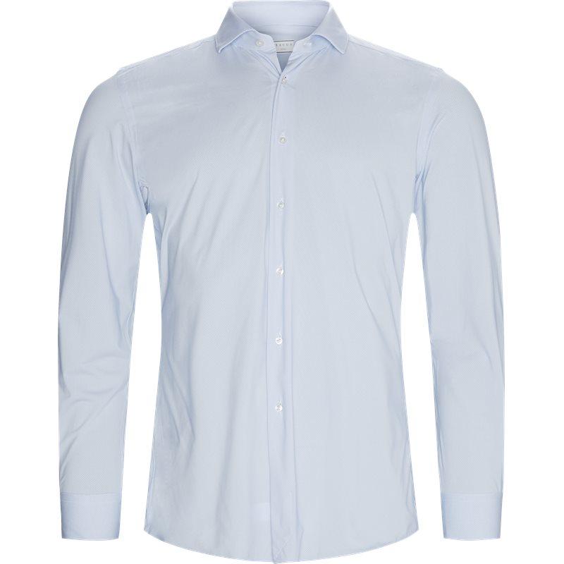 Xacus tailor 51468 588 skjorter l.blå fra xacus på axel.dk