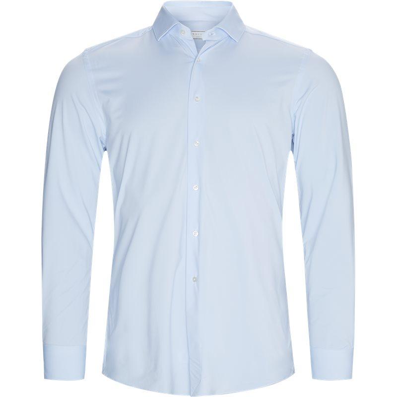 Xacus tailor 51468 588 skjorter l.blue fra xacus fra axel.dk