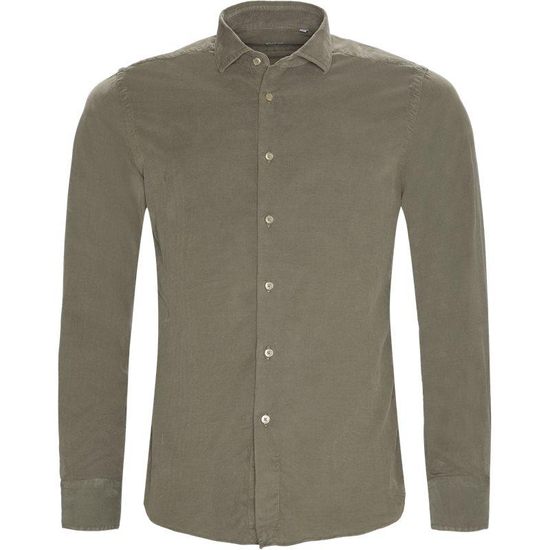Xacus tailor 51182 759 skjorter sand fra xacus fra axel.dk