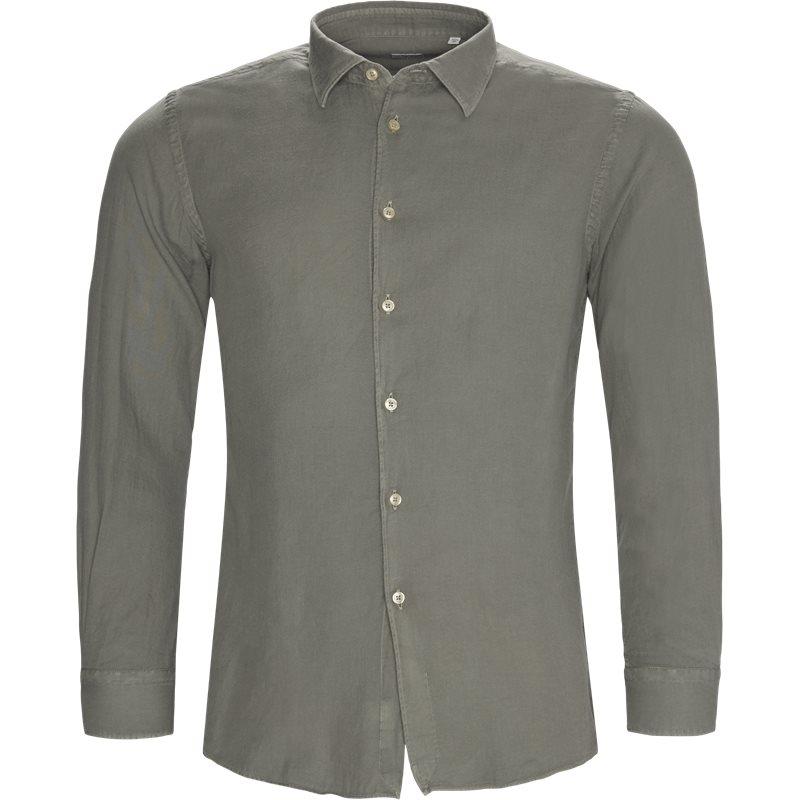 Xacus tailor 51180 759 skjorter khaki fra xacus fra axel.dk