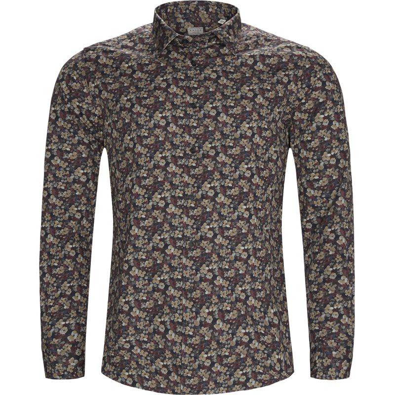 xacus Xacus tailor 51529 759 skjorter brun på axel.dk