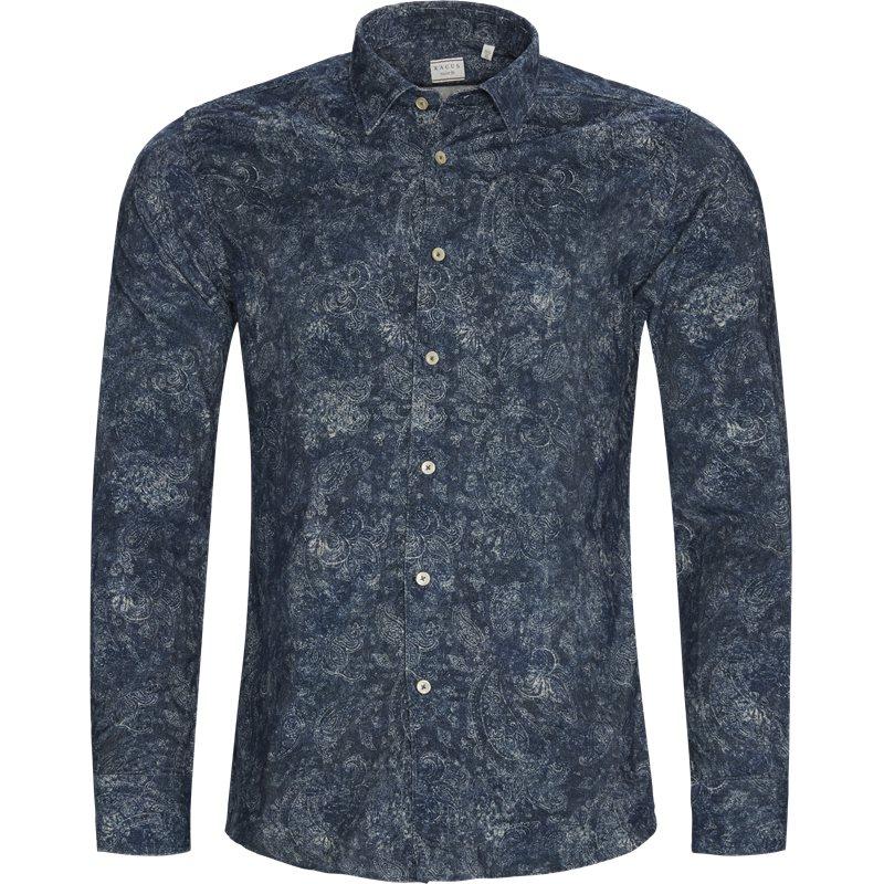 xacus – Xacus tailor 51519 759 skjorter blå fra axel.dk
