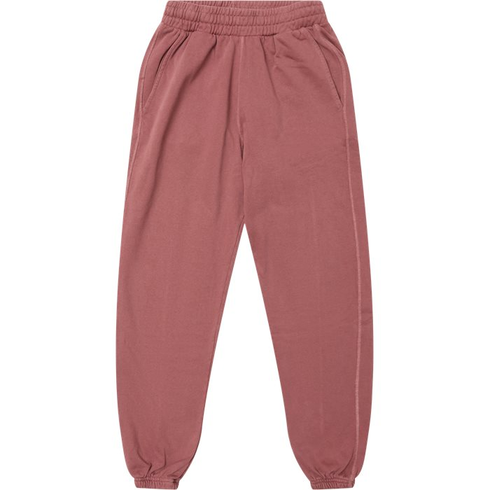 Trousers - Regular - Bordeaux