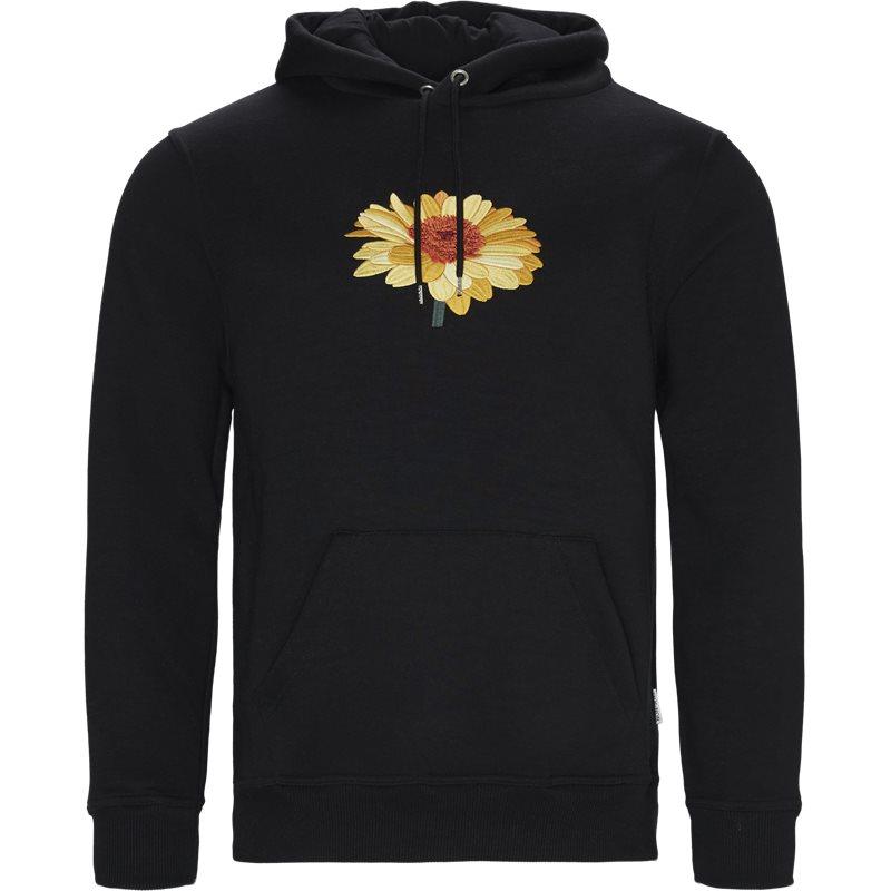 Non-sens sunflower sweatshirts black fra non-sens på quint.dk