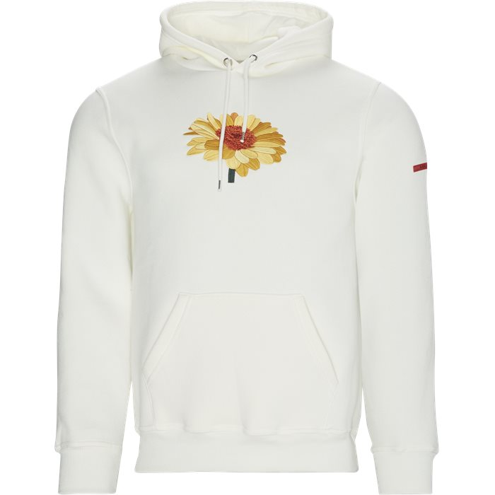 Sunflower Hoodie - Sweatshirts - Regular - Sand