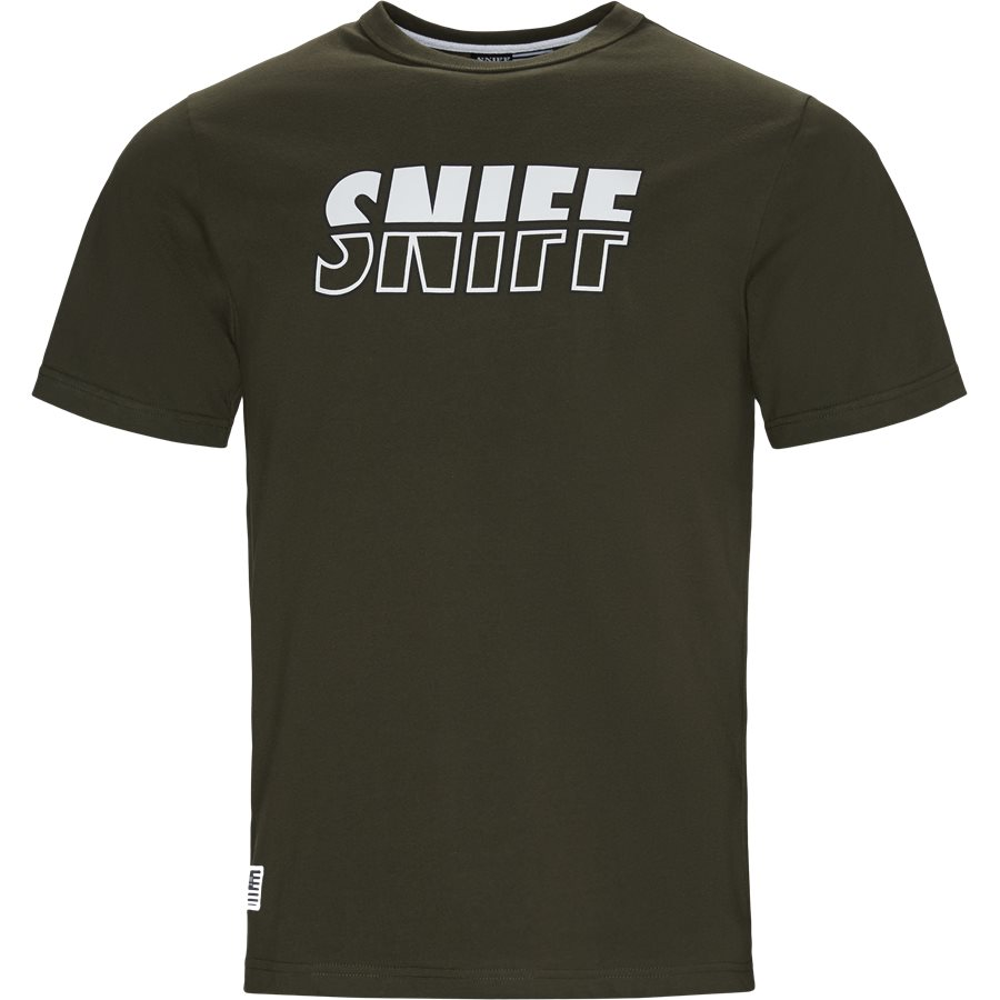 COUNTER - Counter Tee - T-shirts - Regular - ARMY - 1