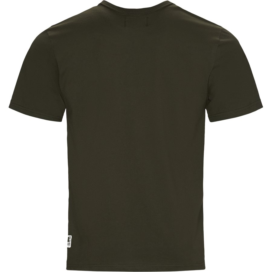 COUNTER - Counter Tee - T-shirts - Regular - ARMY - 2