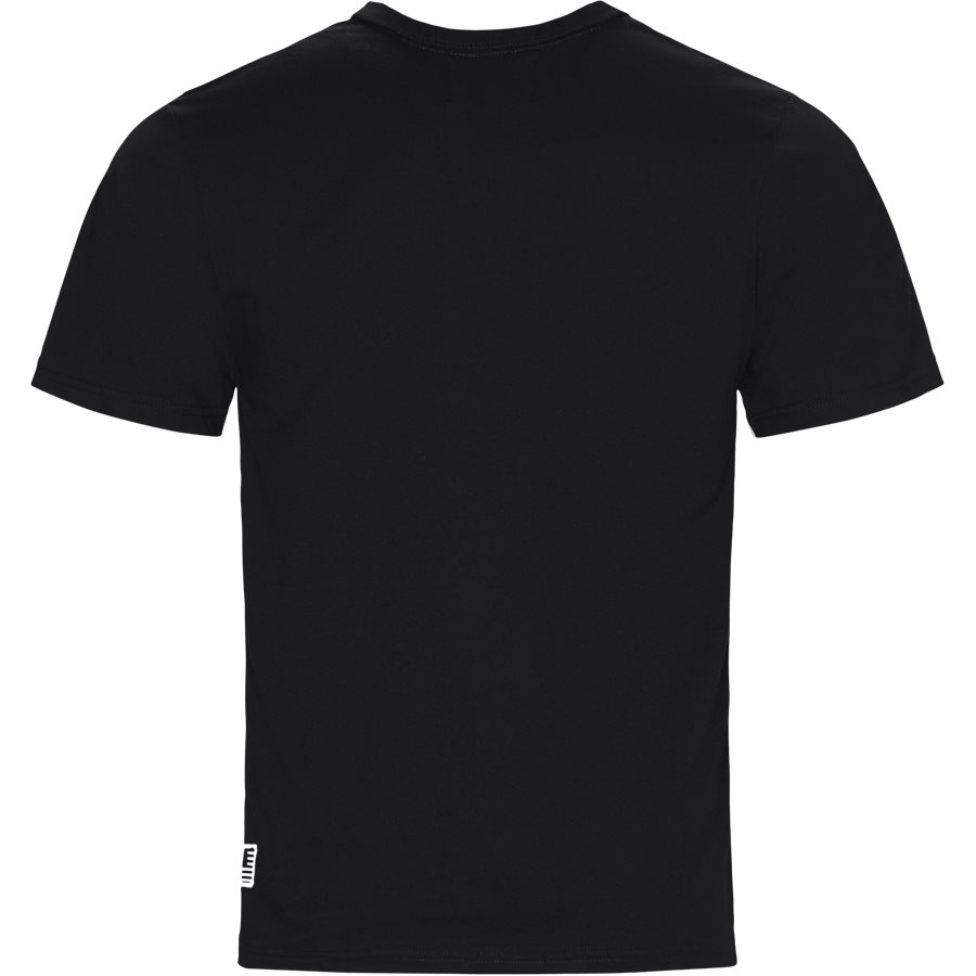 COUNTER - Counter Tee - T-shirts - Regular - BLACK - 2