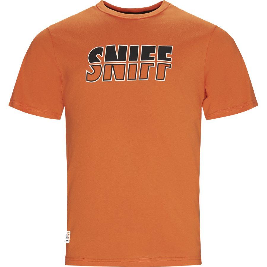 COUNTER - Counter Tee - T-shirts - Regular - ORANGE - 1
