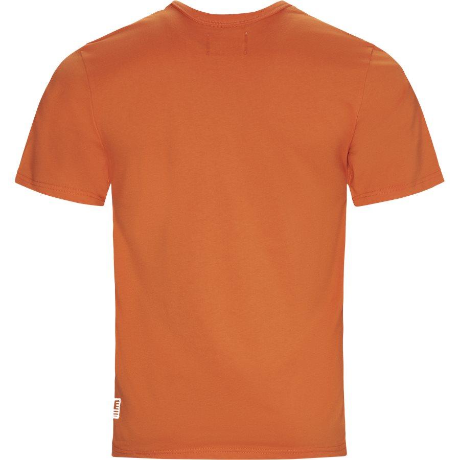 COUNTER - Counter Tee - T-shirts - Regular - ORANGE - 2