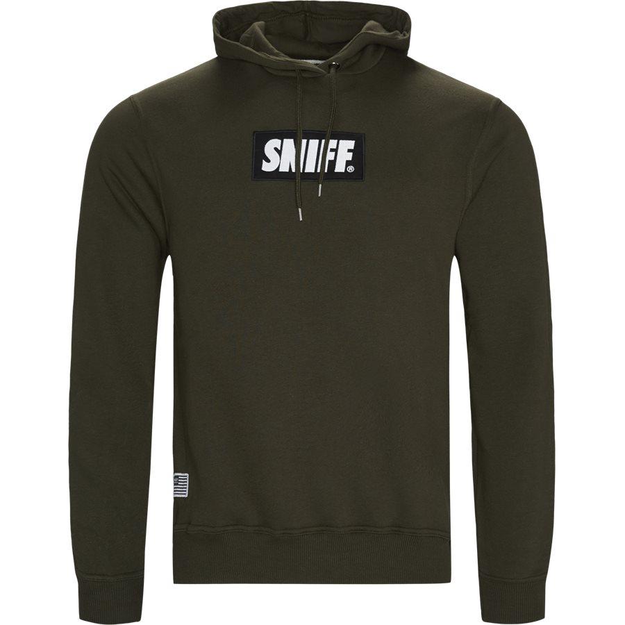 FORCE - Force Hoodie - Sweatshirts - Regular - ARMY - 1