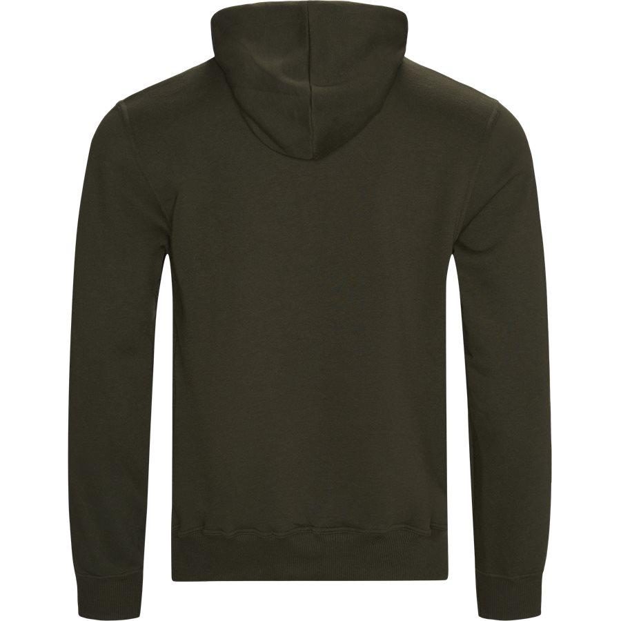 FORCE - Force Hoodie - Sweatshirts - Regular - ARMY - 2