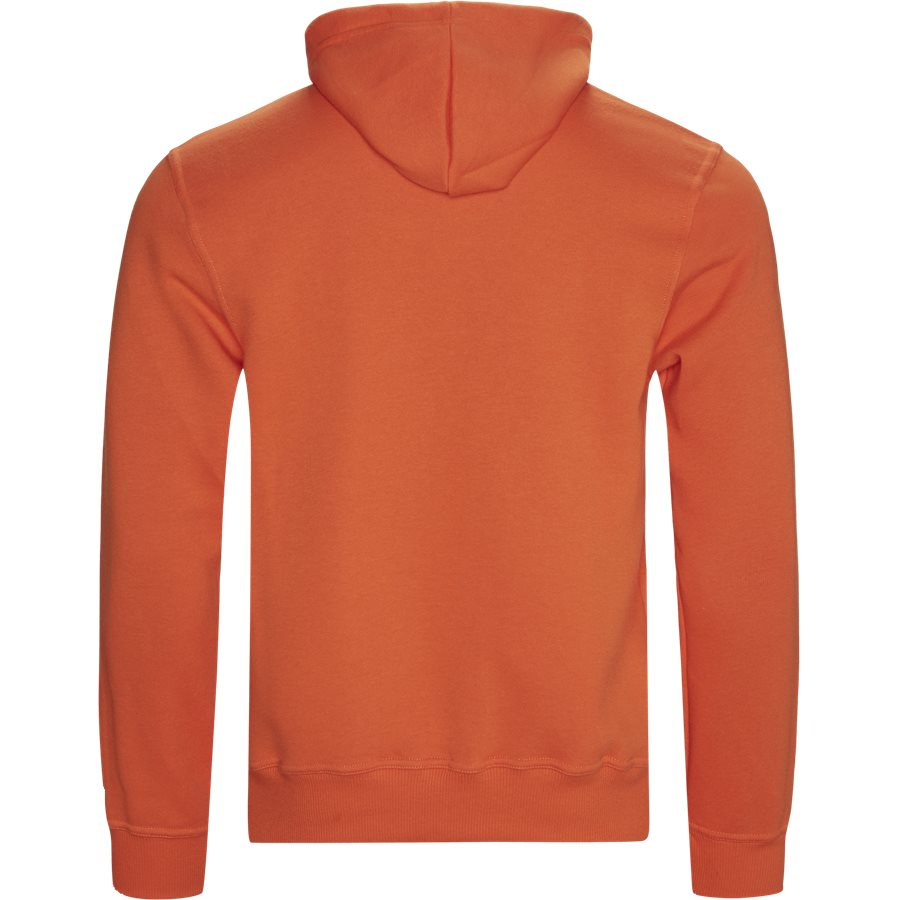 FORCE - Force Hoodie - Sweatshirts - Regular - ORANGE - 2