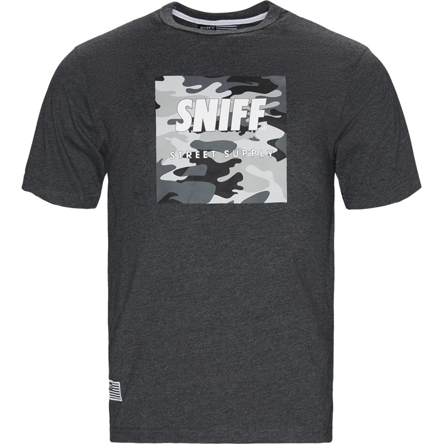 PHOENIX - Phoenix Tee - T-shirts - Regular - ANTRASITE - 1
