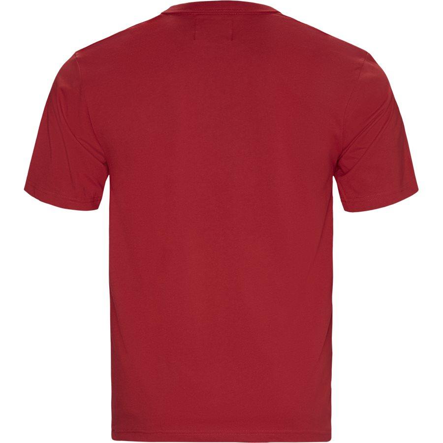 PHOENIX - Phoenix Tee - T-shirts - Regular - RED - 2