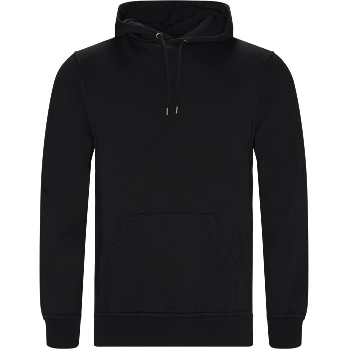 Douro Hoodie - Sweatshirts - Regular - Sort