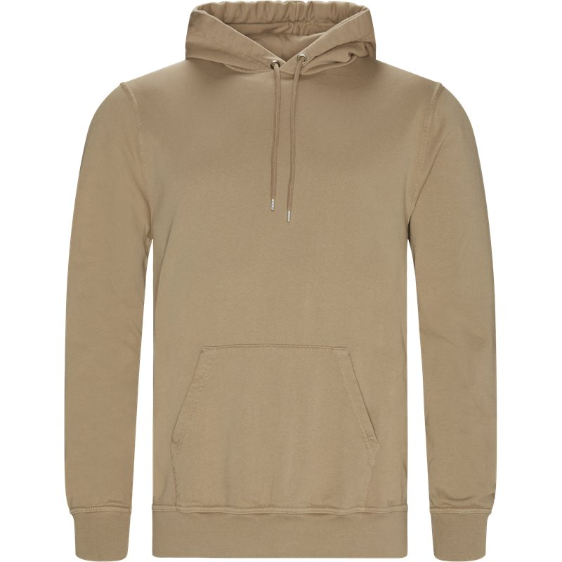 Billede af Doppia Corsia Douro Hoodie Sand
