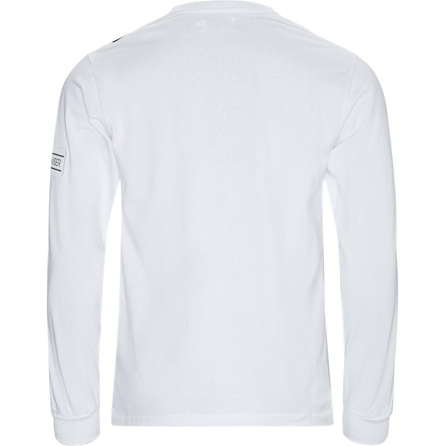 VILLAGE - Village LS Tee - T-shirts - WHITE - 2