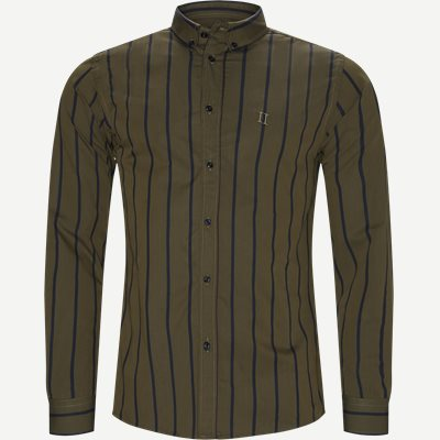 Smierre Buttondown Shirt Slim | Smierre Buttondown Shirt | Army
