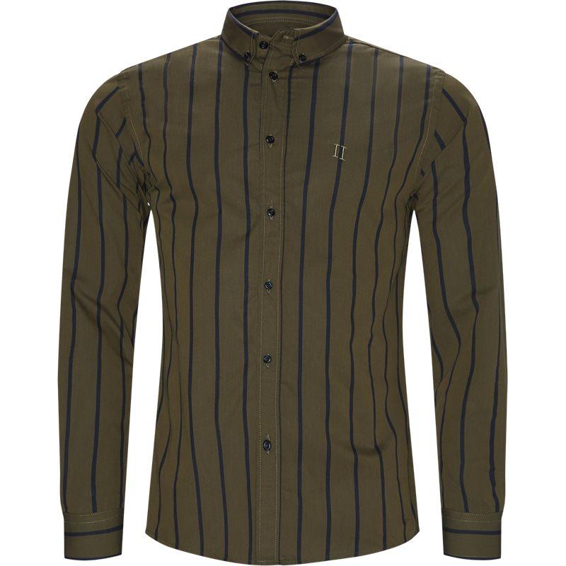 les deux Les deux - smierre buttondown shirt fra kaufmann.dk
