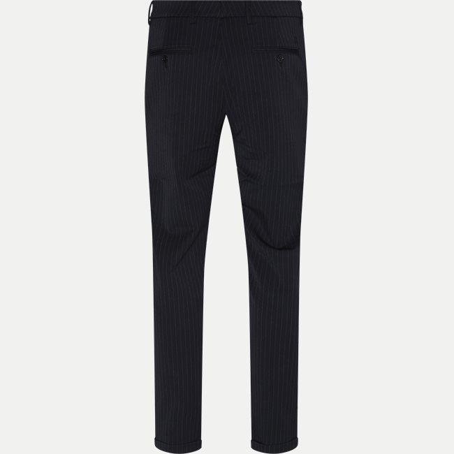 Como Pinstripe Suit Pants