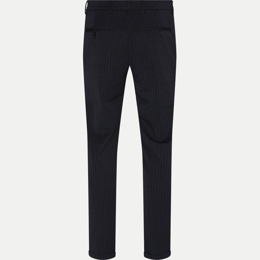 COMO PINSTRIPE SUIT PANTS LDM501002 - Como Pinstripe Suit Pants - Bukser - Slim - NAVY - 2
