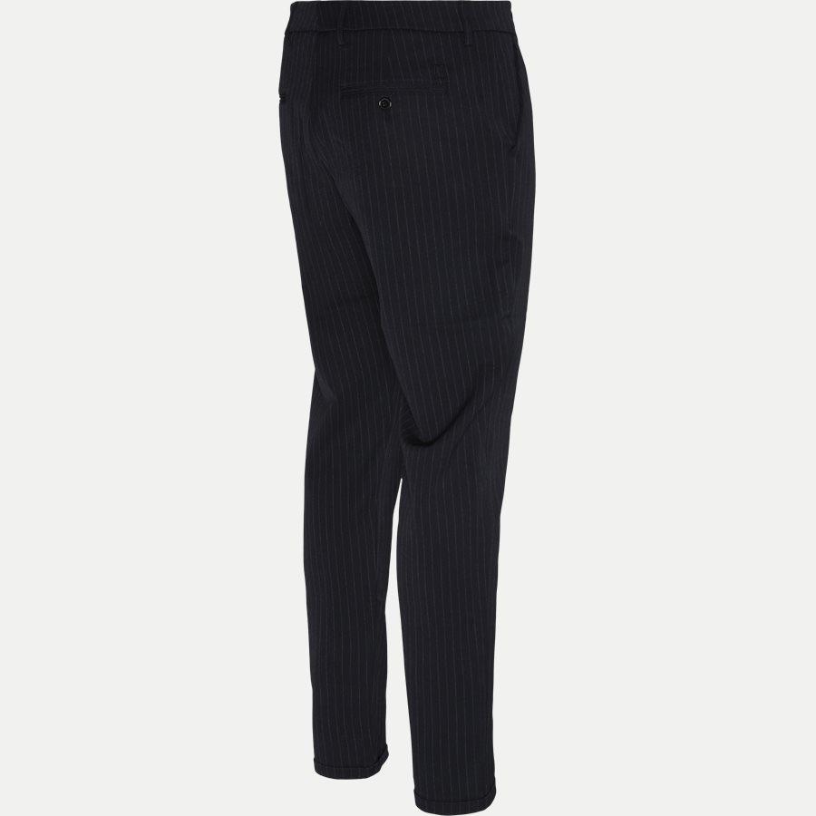 COMO PINSTRIPE SUIT PANTS LDM501002 - Como Pinstripe Suit Pants - Bukser - Slim - NAVY - 3