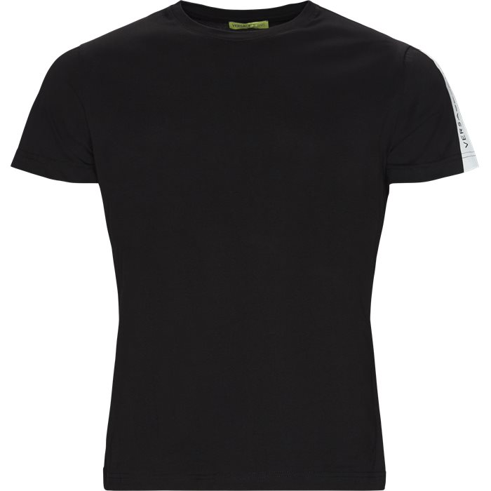 GTB71F Tee - T-shirts - Slim - Sort