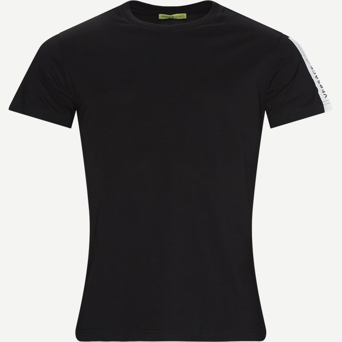 GTB71F T-shirt - T-shirts - Slim - Sort