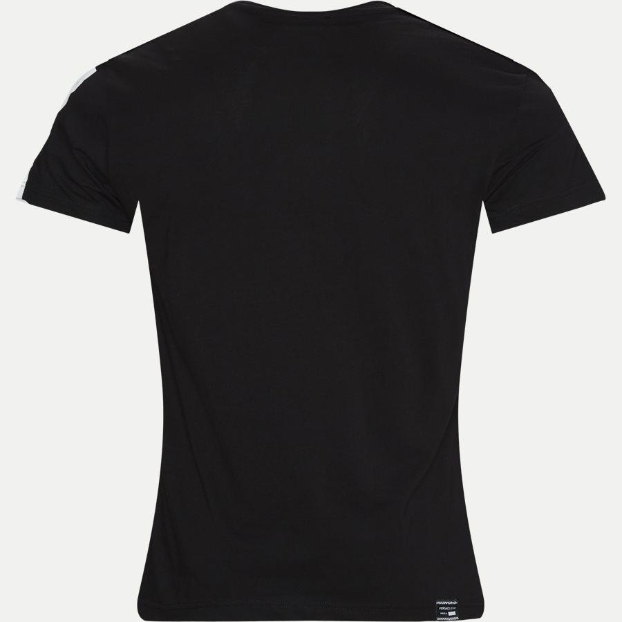 B3 GTB71F 30134 899 - GTB71F T-shirt - T-shirts - Slim - SORT - 2