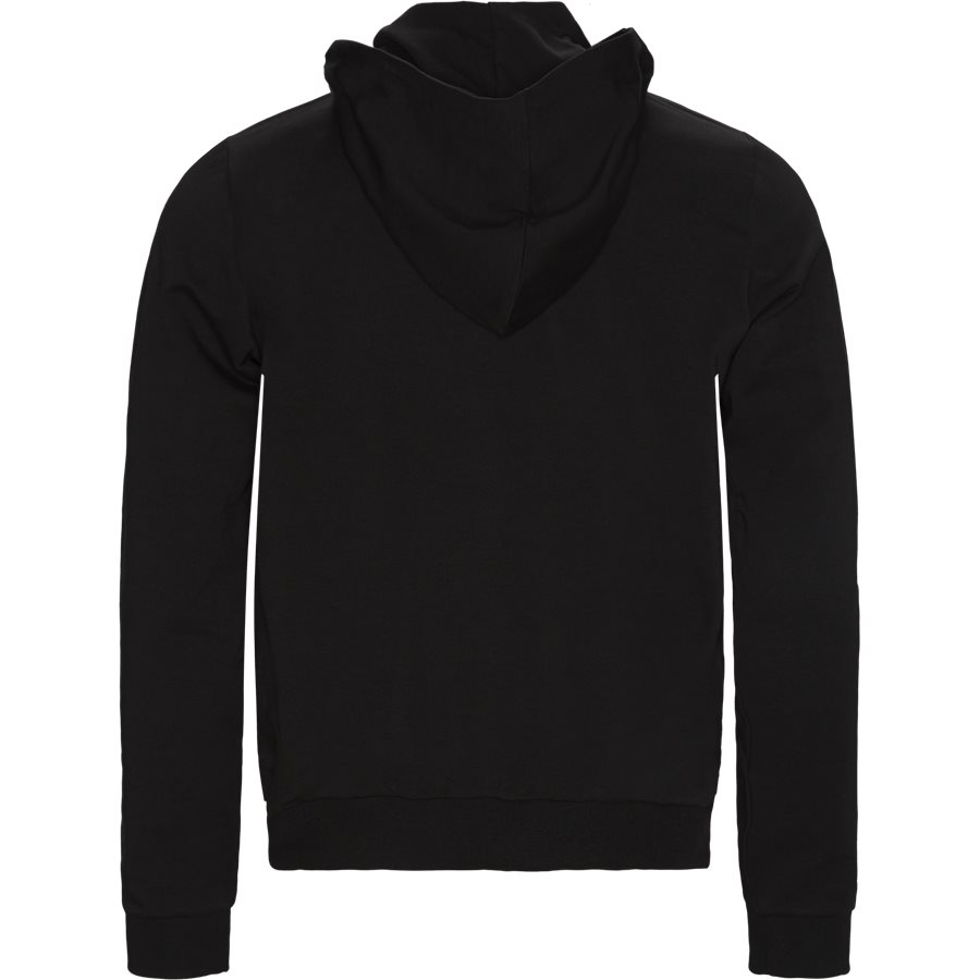 B7 GTB7FO 30189 899 - GTB7FO Zip Sweatshirt - Sweatshirts - Regular - SORT - 2