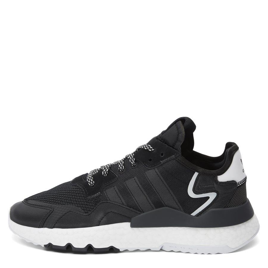 NITE JOGGER EE6254 - Nite Jogger Sneaker - Sko - SORT - 1