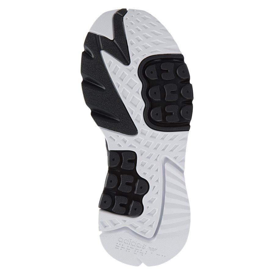 NITE JOGGER EE6254 - Nite Jogger Sneaker - Sko - SORT - 9