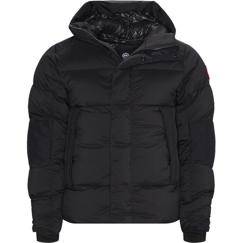 Canada goose regular fit 5076m armstrong hoodie jakker sort fra canada goose på axel.dk