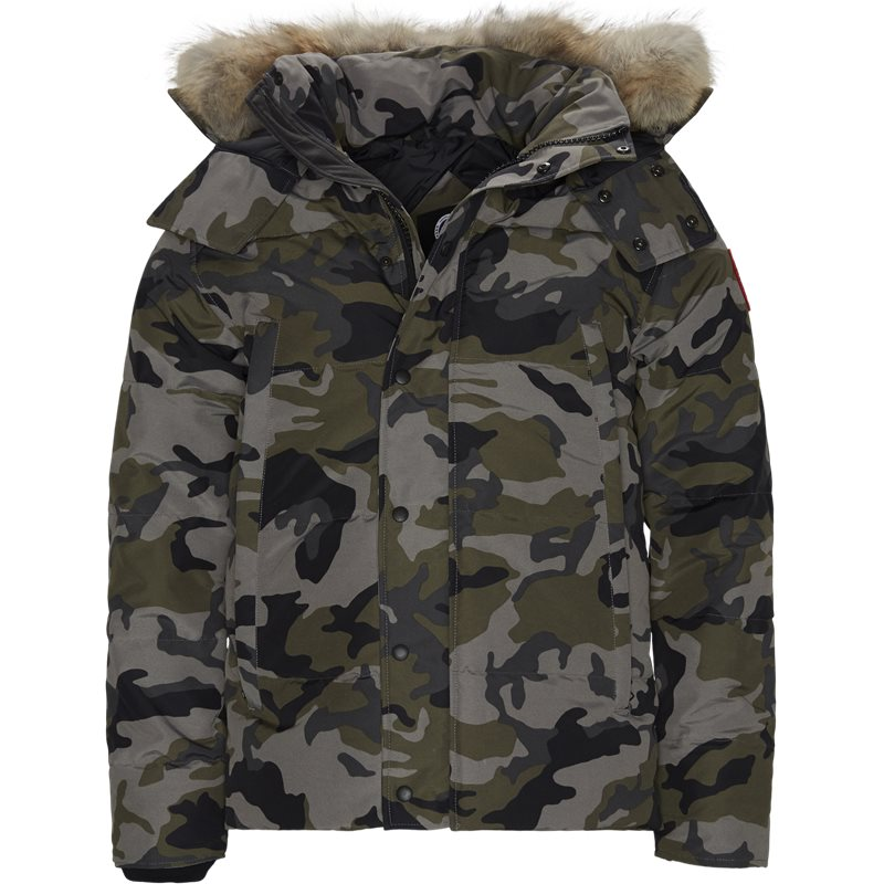 Image of   Canada Goose Regular fit 3808M WYNDHAM (CAMO) Jakker Camo