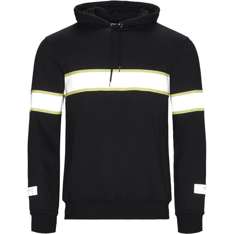 UFA - Sweatshirts - BLACK - 1