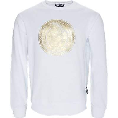 GUA7FS Crewneck Sweatshirt Regular | GUA7FS Crewneck Sweatshirt | Hvid