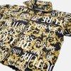 E5 GUA911 25055 899 - Print Sprous Barque Allov Jacket - Jakker - Regular - SORT - 6