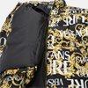 E5 GUA911 25055 899 - Print Sprous Barque Allov Jacket - Jakker - Regular - SORT - 8