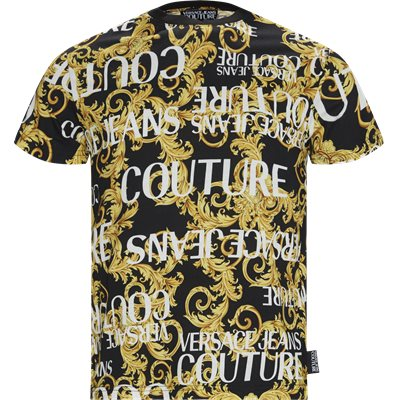 J. Cot. Print Sprous Barqoque Slim   J. Cot. Print Sprous Barqoque   Sort