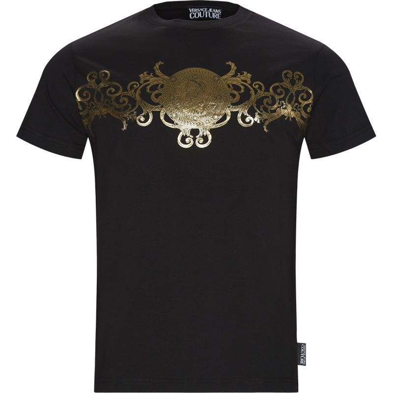 versace jeans Versace jeans gua7eb tee sort fra quint.dk