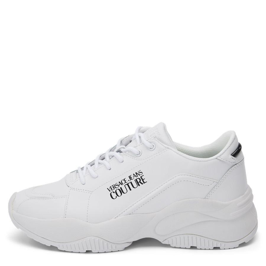 E0 YUBSI3 71183 003 - Linea Fondo Extpeme Dis. 3 Sneaker - Sko - HVID - 1