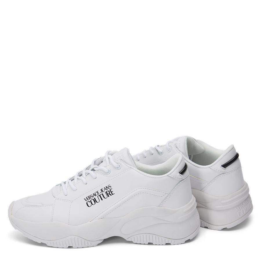 E0 YUBSI3 71183 003 - Linea Fondo Extpeme Dis. 3 Sneaker - Sko - HVID - 3
