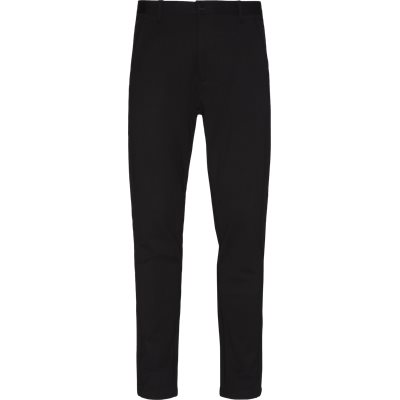 Escape Plain Pants Tapered fit | Escape Plain Pants | Sort