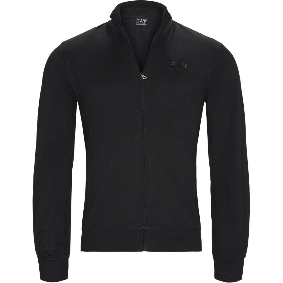 3GPM54 PJ05Z - PJ05Z Zip Sweatshirt - Sweatshirts - Regular - SORT - 1