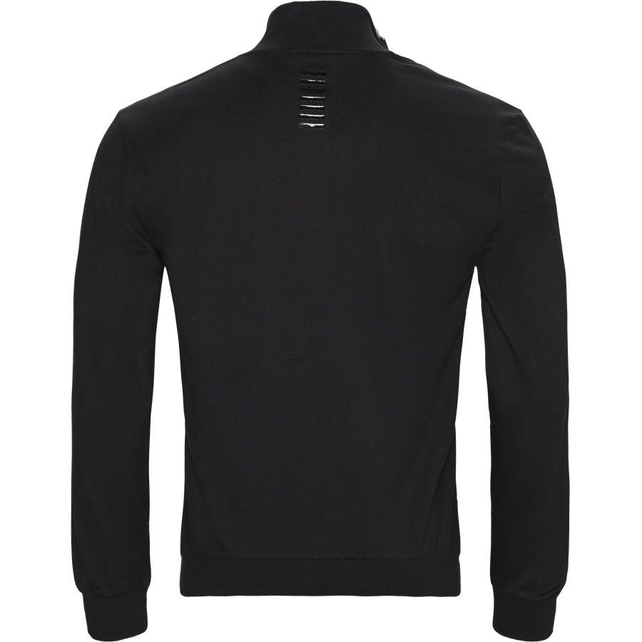 3GPM54 PJ05Z - PJ05Z Zip Sweatshirt - Sweatshirts - Regular - SORT - 2