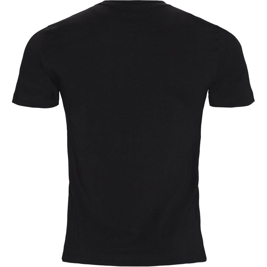 3GPT10 PJP6Z -  PJP6Z Logo Tee - T-shirts - Regular - SORT - 2