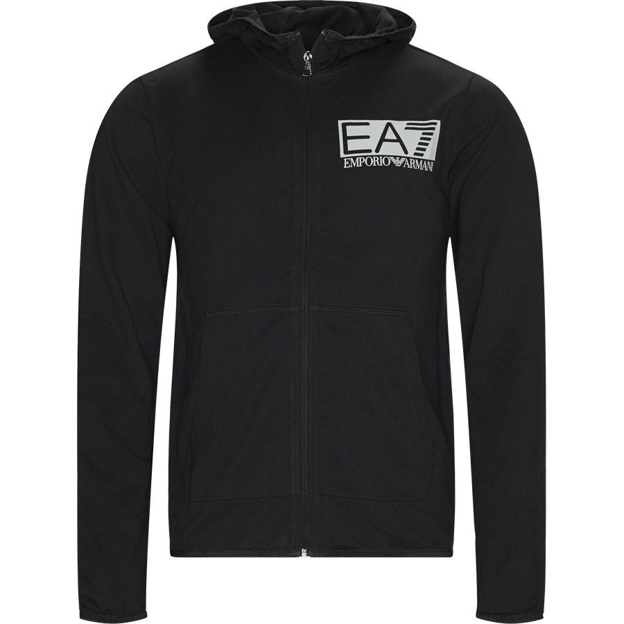 3GPM53 PJ05Z - PJ05Z Zip Sweatshirt - Sweatshirts - Regular - SORT - 1