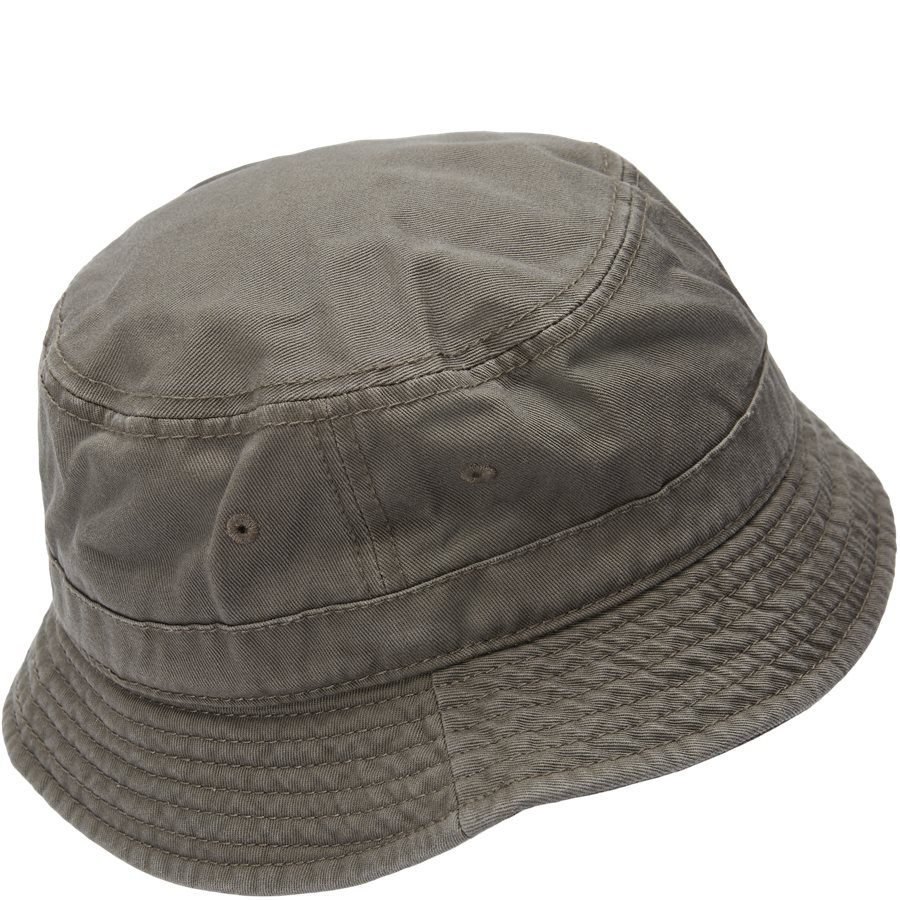 ATLANTIS BUCKET - Atlantis Bucket Hat - Caps - GRØN - 3