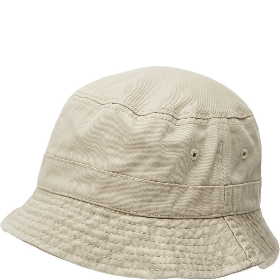 ATLANTIS BUCKET - Atlantis Bucket Hat - Caps - SAND - 1